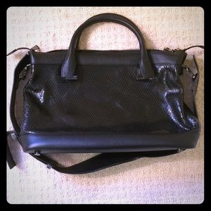 Beautiful black Worth handbag